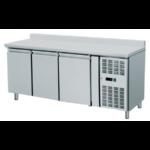 tavolo-refrigerato-per-pasticceria-3-sportelli-60×40-con-alzatina-ventilato-inox-temp-28c-l1510xp800xh960mm